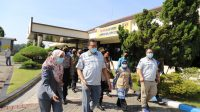 Bupati Dan Kapolres Jombang Saat Resmikan Kampung Tangguh Industri