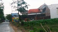 Perumahan Subsidi Jogoloyo Residence Desa Jogoloyo Kecamatan Sumobito kabupaten Jombang.(wacananews.co.id/tyo)