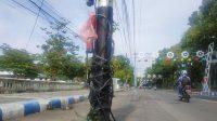 Kabel telkom di jombang