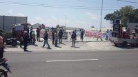 demo GRC kabuh jombang