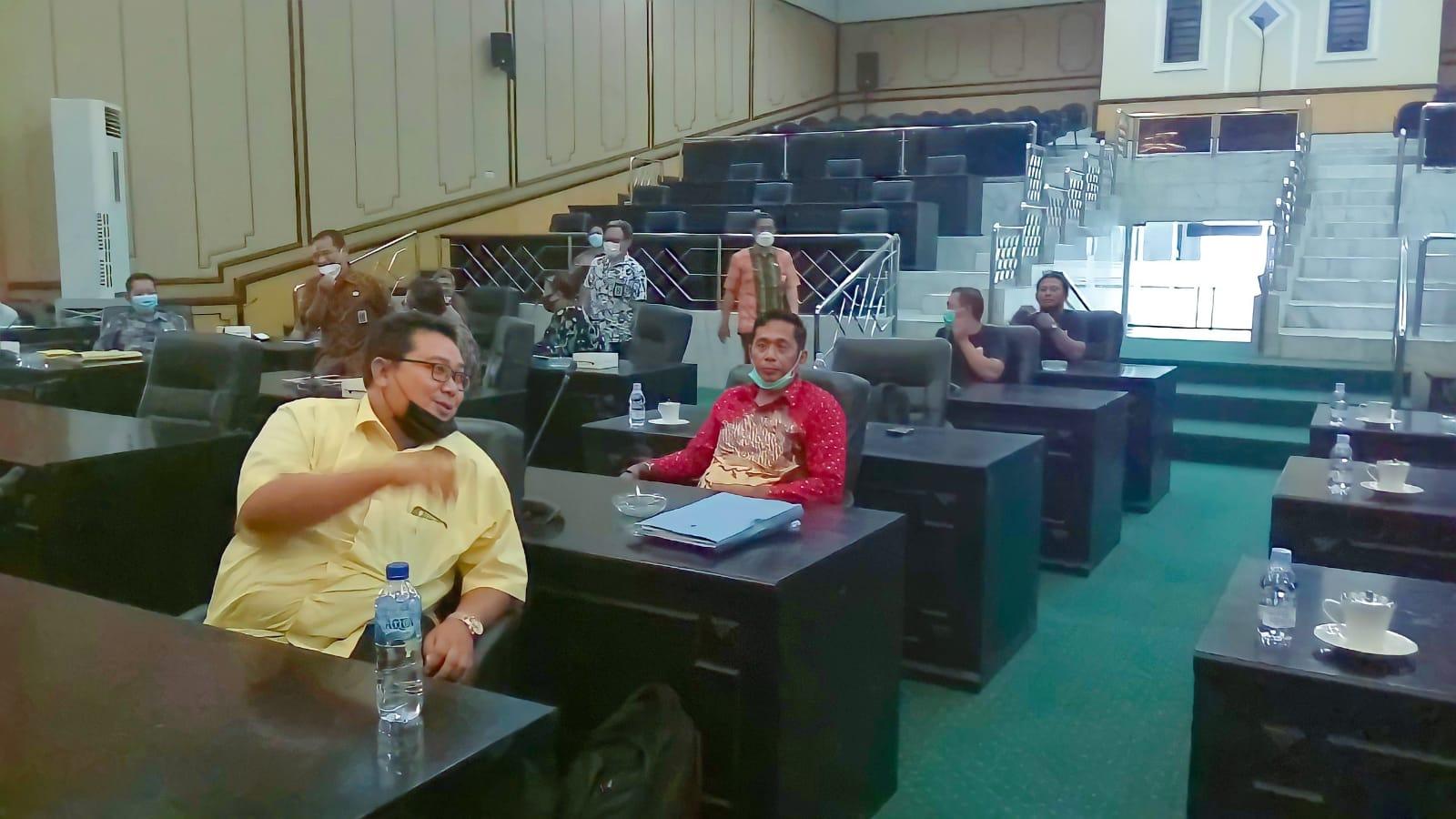 AMJ Hearing dprd jombang