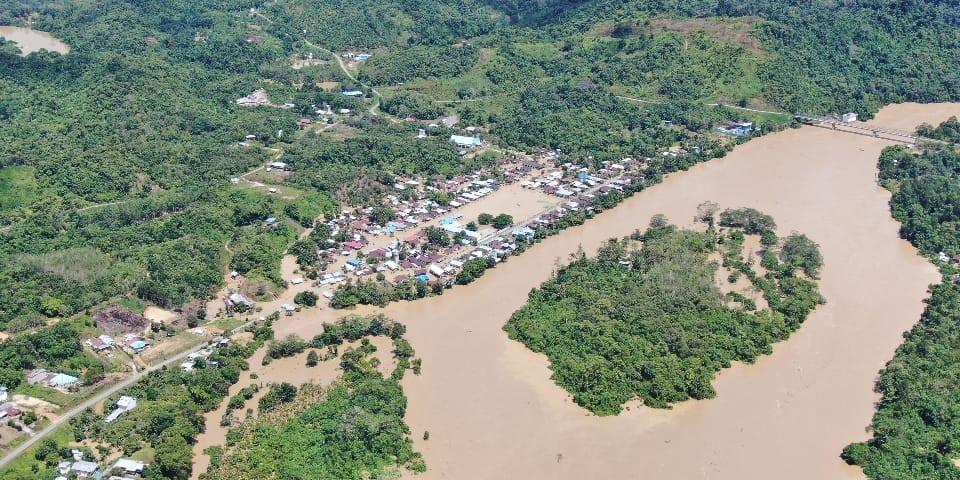 banjir malianu