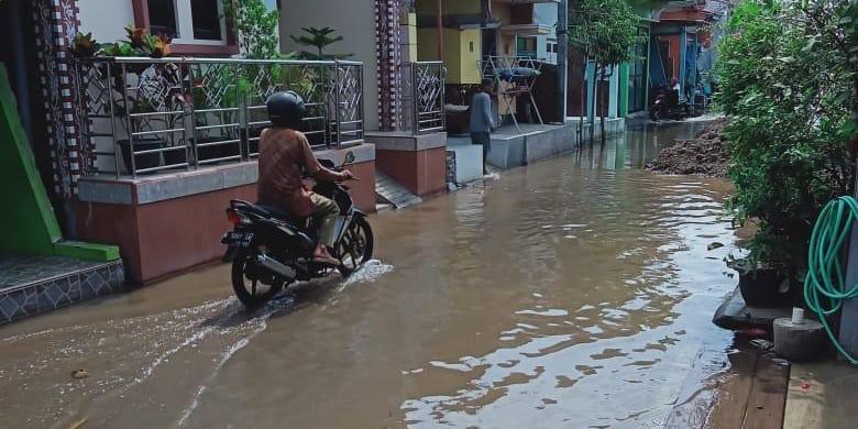 banjir rob semarang