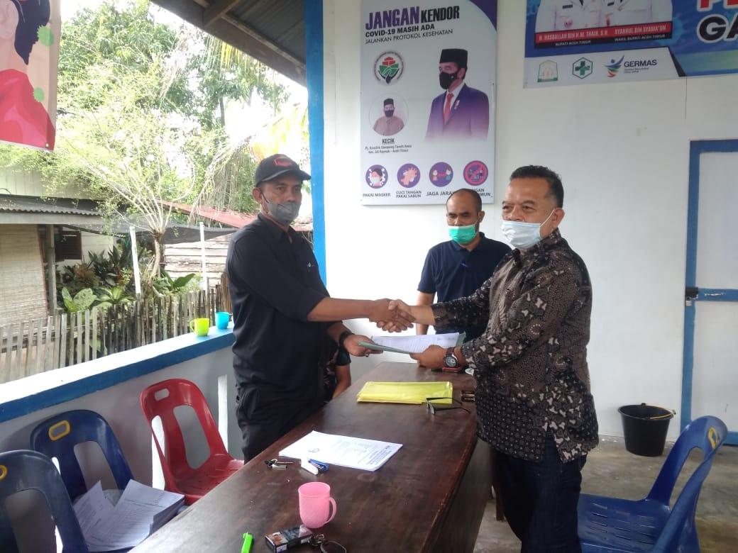 Geuchik Anoe Aceh Timur