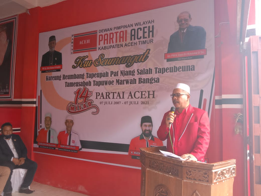 DPW PA Aceh timur