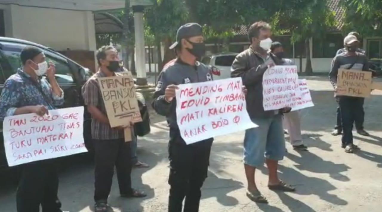demo pkl jombang