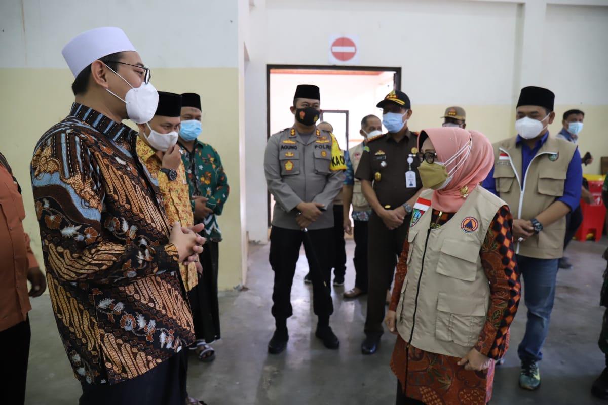 vaksinasi di Jombang
