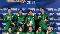 Atlet Jombang Medali Emas